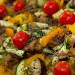Gemüse ohne Öl vom Grill - metabolic balance