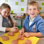 Seeräuber-Burger für echte Piraten - Kinder-Kochkurs