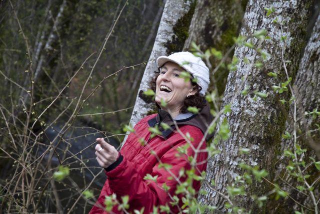 Kräuterwanderung mit Helga Ennemoser - Blog ConnyPURE