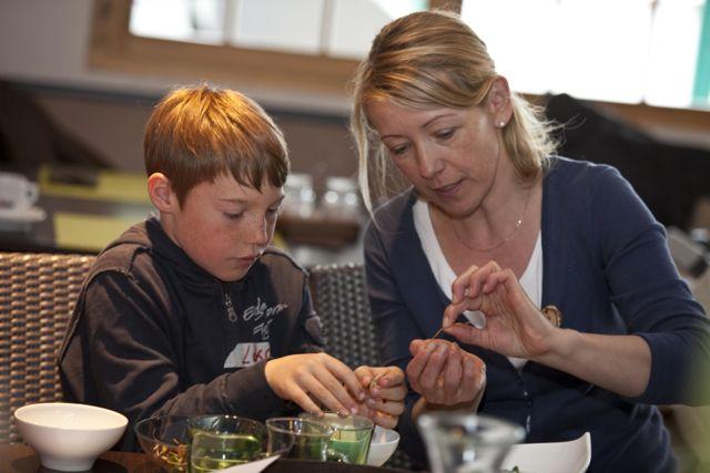 Wildkräuter-Kochkurs mit Johanna Staudinger