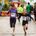 Conny und ihr Sohn waren beim Salzburger Zoolauf ein unschlagbares Team - Blog ConnyPURE