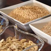 Cashewkerne bewirken eine bessere Regeneration und eine gute Stimmungslage