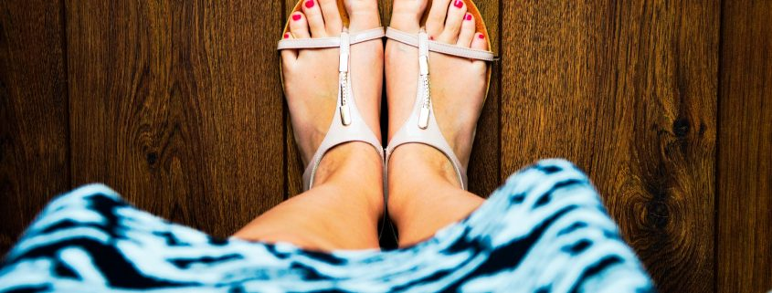 Füße richtig pflegen - ConnyPURE