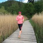 Laufen ist trendy und gesund