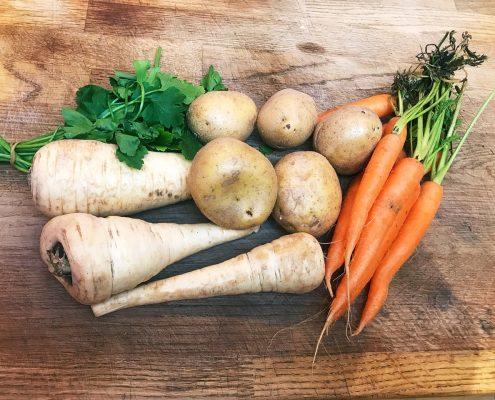 ConnyPURE Rezepte: Tofu-Curry mit Gemüse uvm