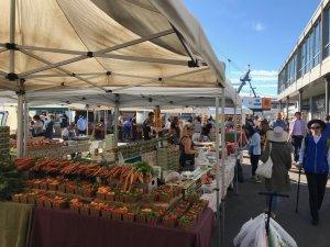 Voll im Trend: Organic Farmer Markets in Amerika - Bio