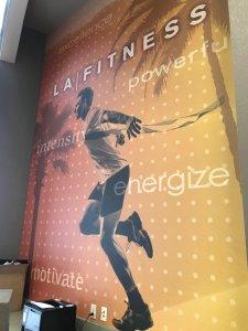 LA Fitness - Blogbeitrag von Conny Hörl