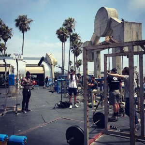 Muscle Beach Venice - Fitness am Strand