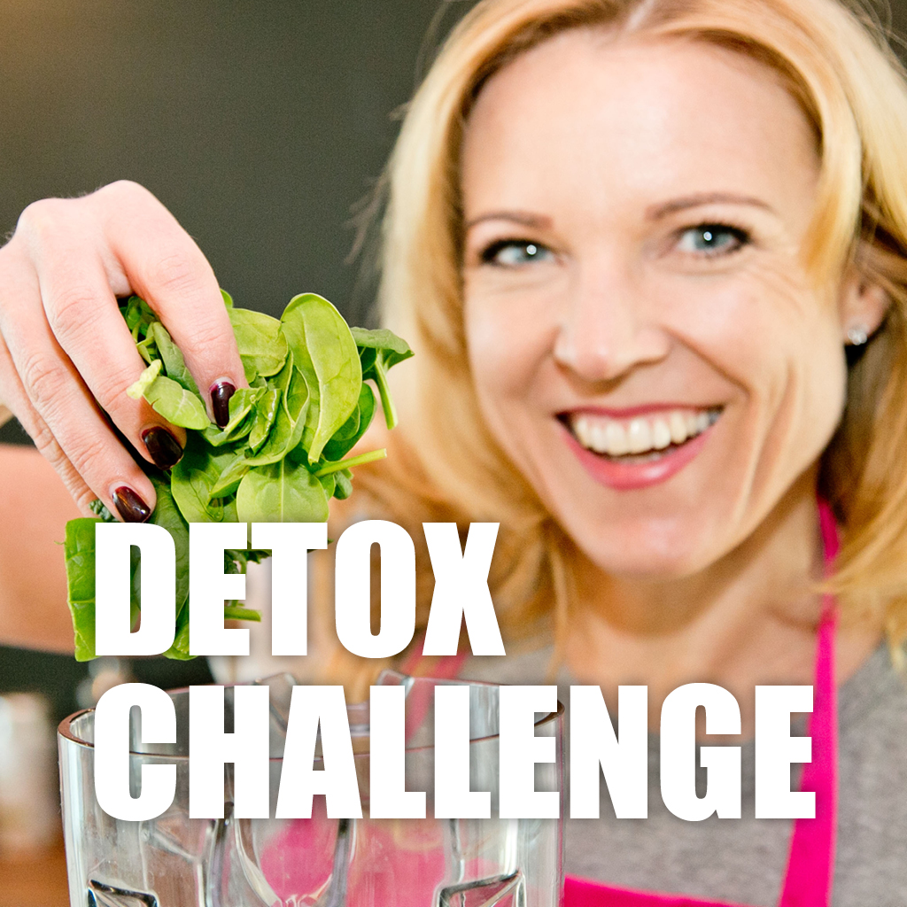 Detox Challenge mit Conny Hörl