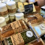 Regionale Milchprodukte - Einkaufsliste für Challenge