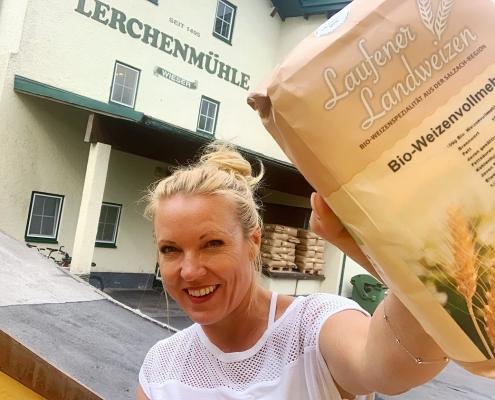 30 Tage regional einkaufen und essen - Lerchenmühle