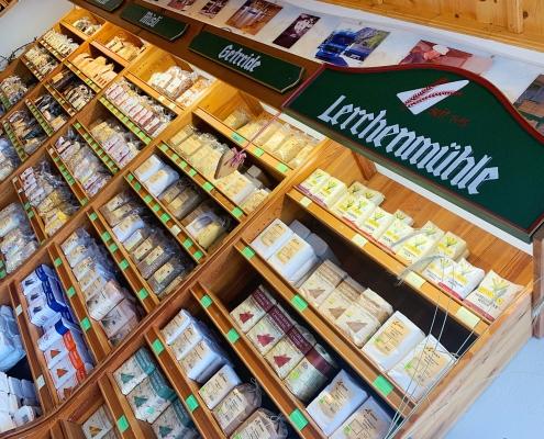 Regional einkaufen in der Lerchenmühle