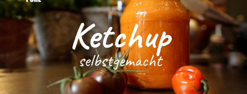 Ketchup selber machen - Leckeres Rezept auf ConnyPure.at