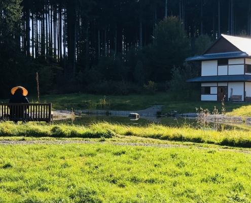 Ruhe genießen - Zen Kloster Buchenberg